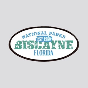 Biscayne National Park FL Patches