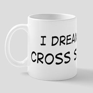 Dream about: Cross Stitching Mug