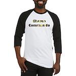 Chemo Commando Baseball Jersey