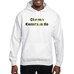 Chemo Commando Hooded Sweatshirt