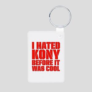 I Hated Kony Before It Was Cool Aluminum Photo Key