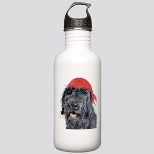 Pirate Labradoodle Stainless Water Bottle 1.0L
