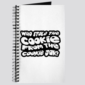 Who Stole The Cookie From The Cookie Jar? Journal