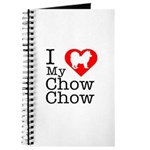 I Love My Chow Chow Journal