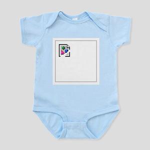 Broken Image Icon Infant Bodysuit