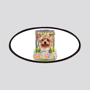 Easter Egg Cookies - Yorkie Patches