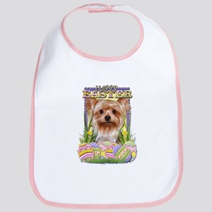 Easter Egg Cookies - Yorkie Bib