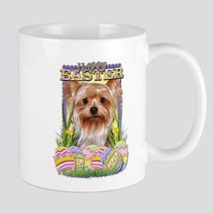 Easter Egg Cookies - Yorkie Mug