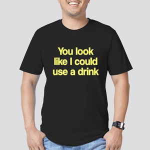 You Look Like I Could Drink Men's Fitted T-Shirt (