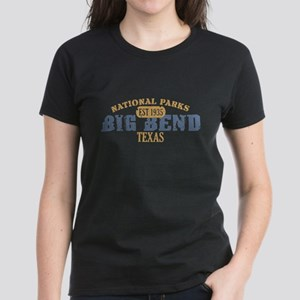 Big Bend National Park Texas Women's Dark T-Shirt