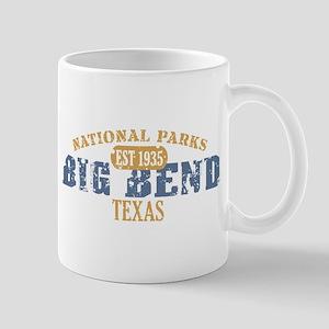 Big Bend National Park Texas Mug