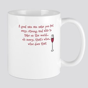 A Good Man Mug
