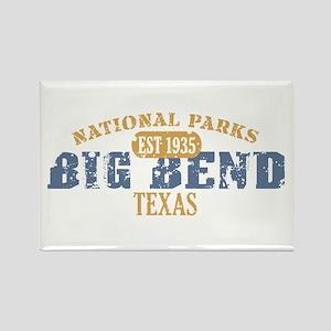 Big Bend National Park Texas Rectangle Magnet
