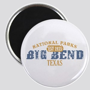 Big Bend National Park Texas Magnet