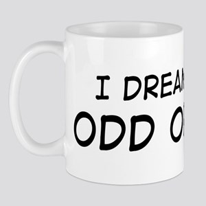 Dream about: Odd Or Even Mug