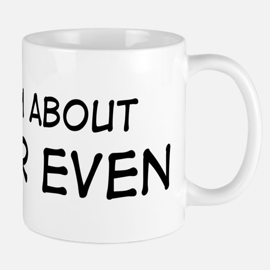 Dream about: Odd Or Even Mug