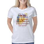 Jesus liberal Women's Classic T-Shirt