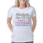 abolishIRS Women's Classic T-Shirt
