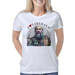 Osama loves liberals Women's Classic T-Shirt