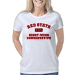 Red State Right-Wing Women's Classic T-Shirt