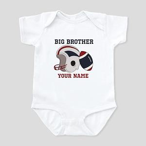 Big Brother Football Infant Bodysuit