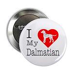 I Love My Dalmatian 2.25