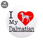 I Love My Dalmatian 3.5