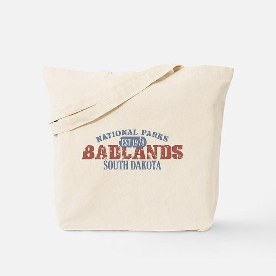 Badlands National Park SD Tote Bag