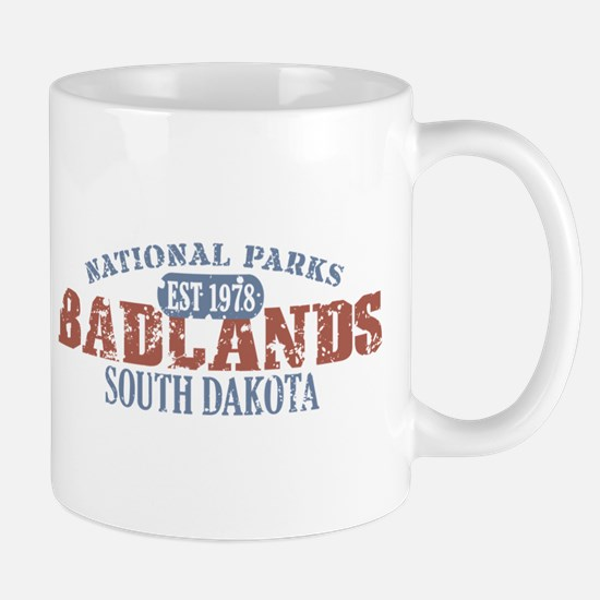Badlands National Park SD Mug