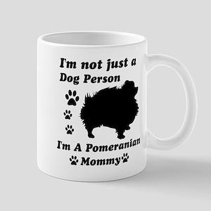 Pomeranian Mommy Mug