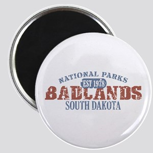 Badlands National Park SD Magnet