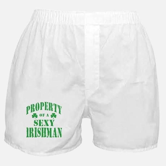 Sexy Irish Boxer Shorts