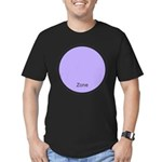 Zone Tee (Dark AND FITTED)