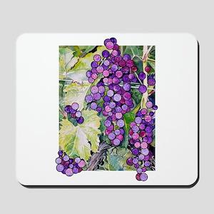 grapes Mousepad