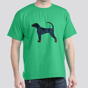 Blue Tick Coonhound Dark T-Shirt