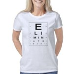 Eliminate war Women's Classic T-Shirt