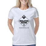 10x10-inhalation-hazard-1- Women's Classic T-Shirt