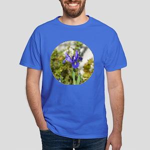Purple/dark blue iris 2490 - Dark T-Shirt
