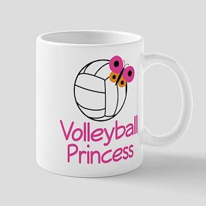 Volleyball Princess Gift Mug