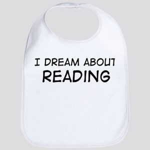 Dream about: Reading Bib