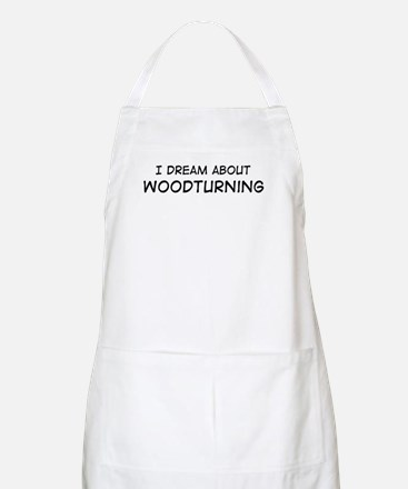 Dream about: Woodturning BBQ Apron