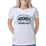 Arches National Park V. Bl Women's Classic T-Shirt