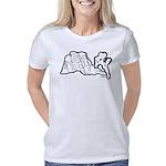 jtreeandIntersectionWordsc Women's Classic T-Shirt