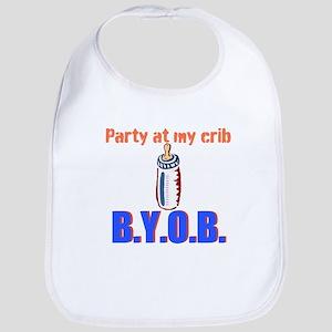 B.Y.O.U. Bib