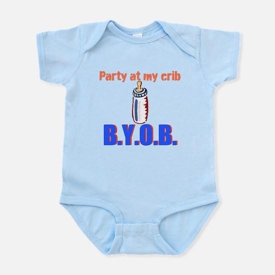 B.Y.O.U. Infant Bodysuit