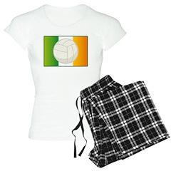Irish Volleyball Gift Pajamas