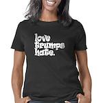 Love Trumps Hate Women's Classic T-Shirt
