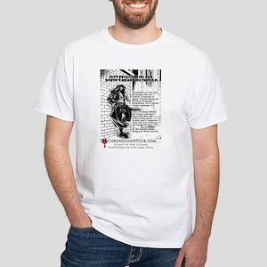Acheron AAB Gear White T-Shirt