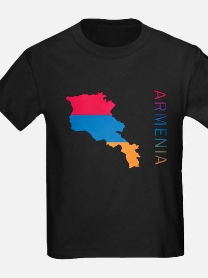 Map Of Armenia T