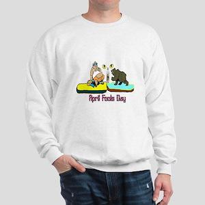 April Fools Day Sweatshirt